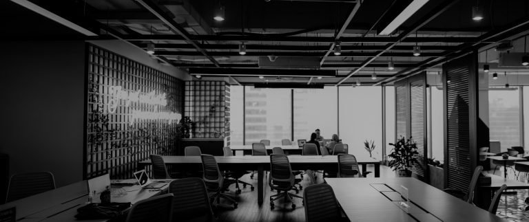 Büroraumplanung oder Bürodesign